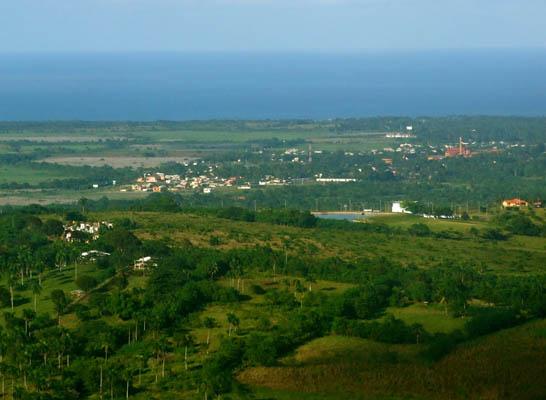 Vista de Villa Monte Llano