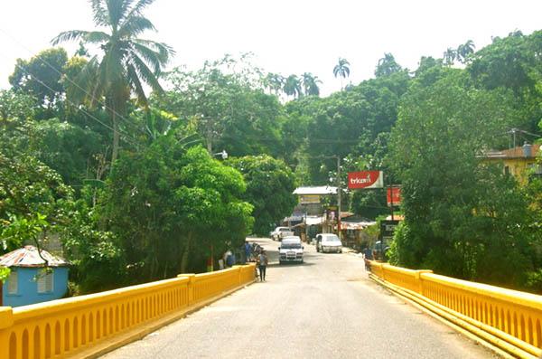 El Puente del Río Yásica