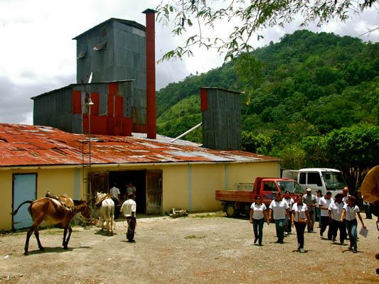 La Factoría de Café, Pedro García